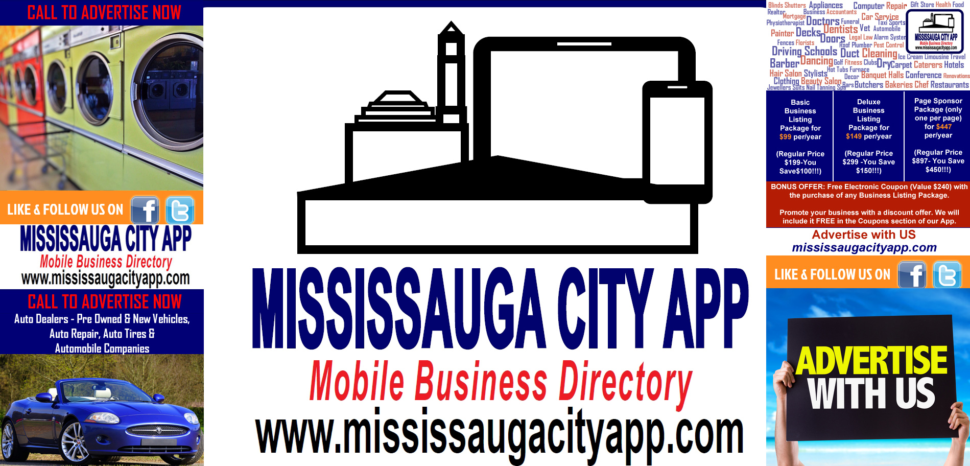 mississaugacityapp-businessdirectory-thewebmiracle
